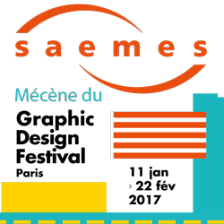 Affiche Graphic Design Festival