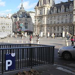 Parking Hôtel de Ville