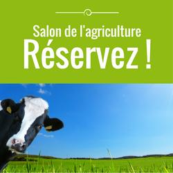Salon de l 39 agriculture 2017 r servez saemes for Salon de l agriculture prix