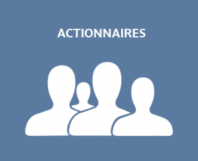 Actionnaires