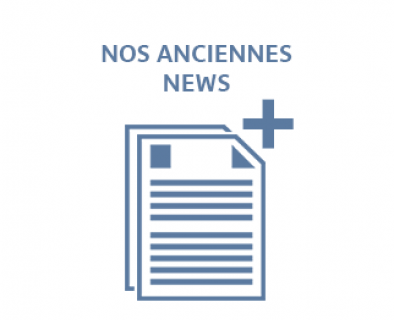 Anciennes news