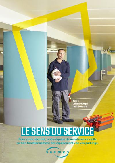 Campagne corporate - Maintenance